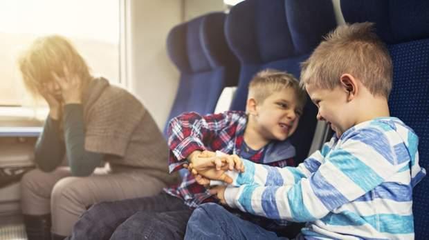 Неслухняні діти на 39% більше схильні до безсоння у дорослому віці