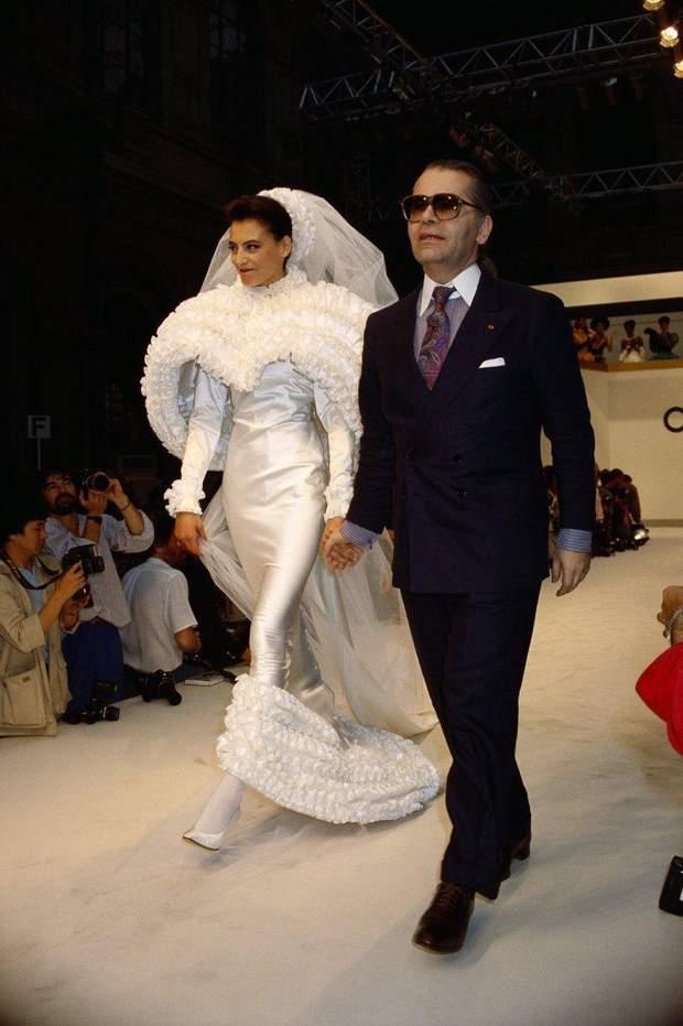 Весільне плаття від Chanel