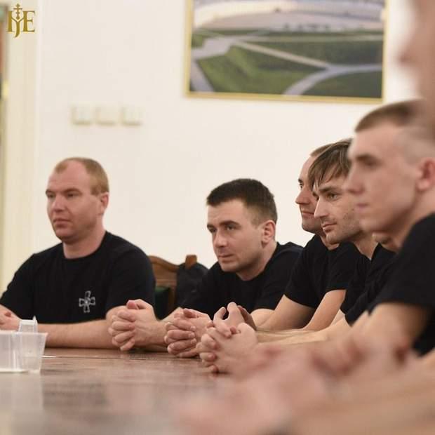 моряки ПЦУ Епіфаній