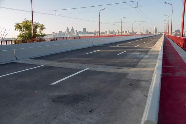 Дніпро міст ремонт