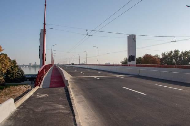ремонт міст Дніпро