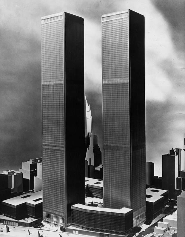 Всесвітній торговий центр вежі близнюки