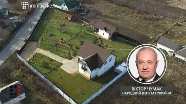 Будинок Віктора Чумака