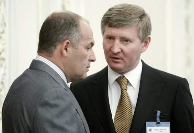 Пінчук Ахметов