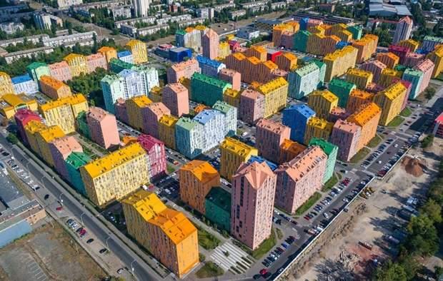 ЖК Комфорт Таун Київ