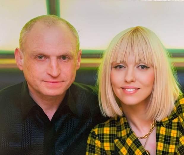 Оля Полякова показала свого чоловіка