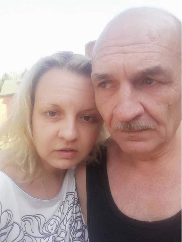 Цемах з донькою