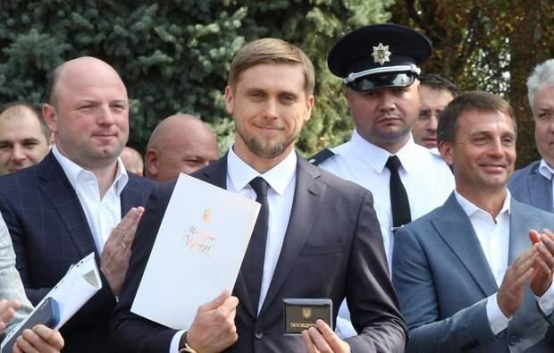 Голова Дніпропетровської ОДА Олександр Бондаренко