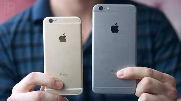 iPhone  6 і 6 Plus