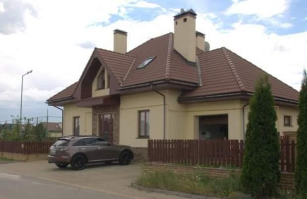 Гонтарева дім Северинівка