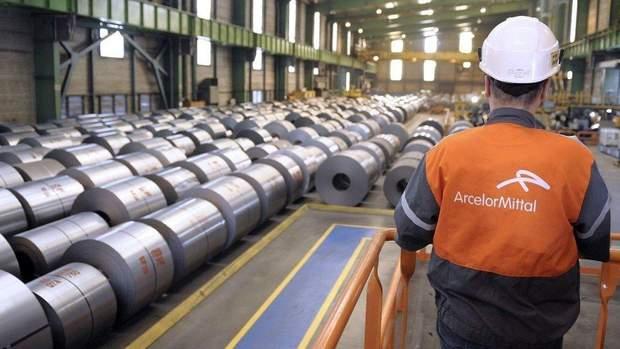 криворіж сталь