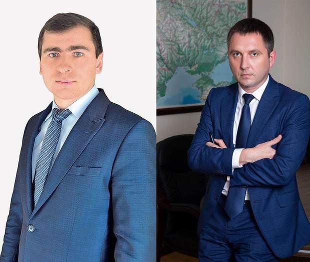 Сергій Гронський та Юрій Лавренюк