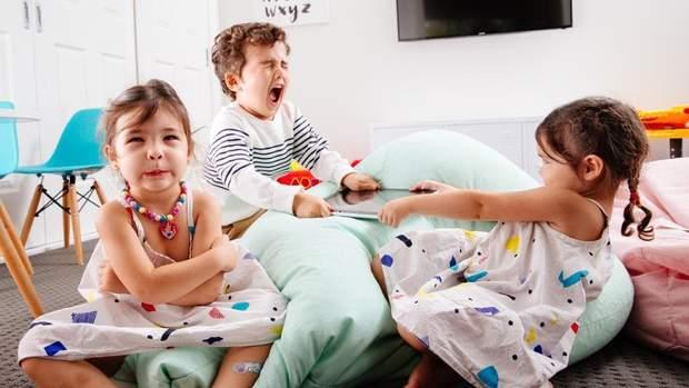 З'ясуйте причину дитячого розпачу