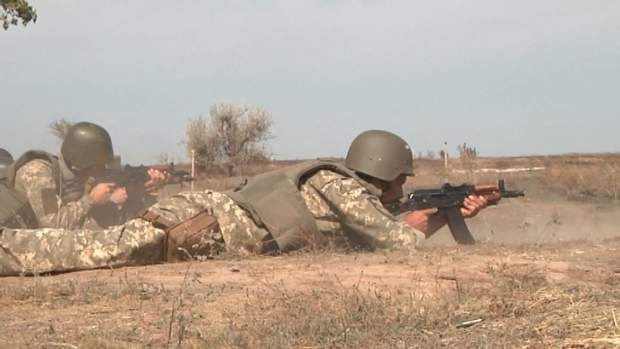 Стрільба теж стала обов'язковим завданням для солдат
