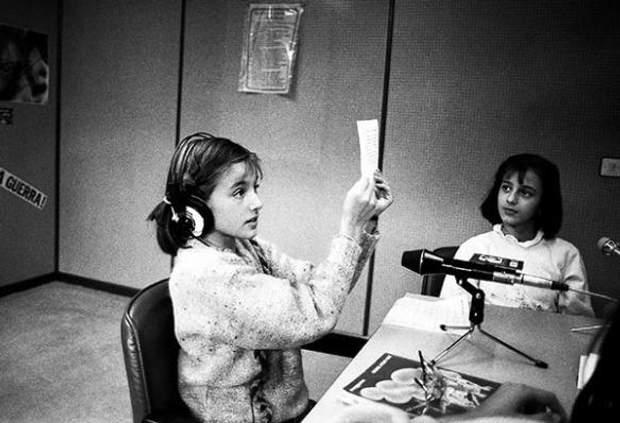 Професійний шлях Летиції був визначений із дитинства: майбутня королева Іспанії на радіостанції, де працював її батько