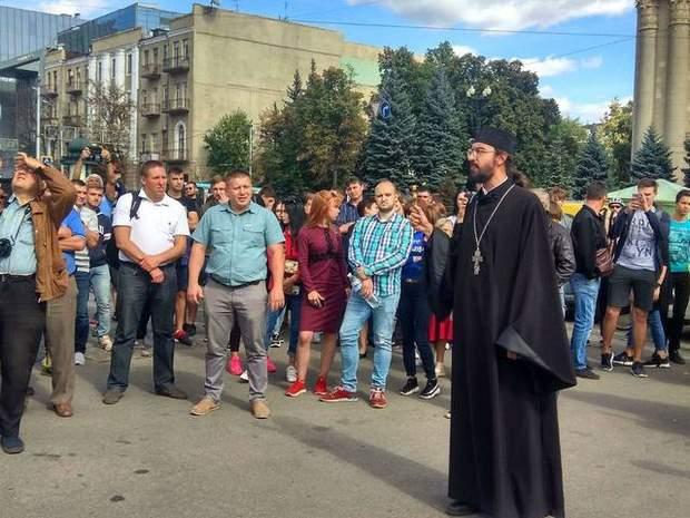 марш рівності Харків фото ЛГБТ