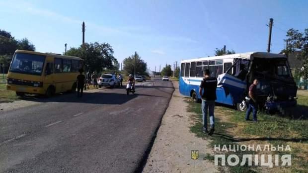 ДТП на Одещині