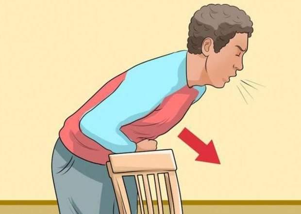 При перекриттях дихальних шляхів, потрібно діяти негайно