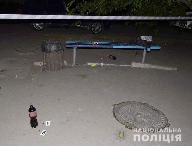 поліція стрілянина Київ Дарниця