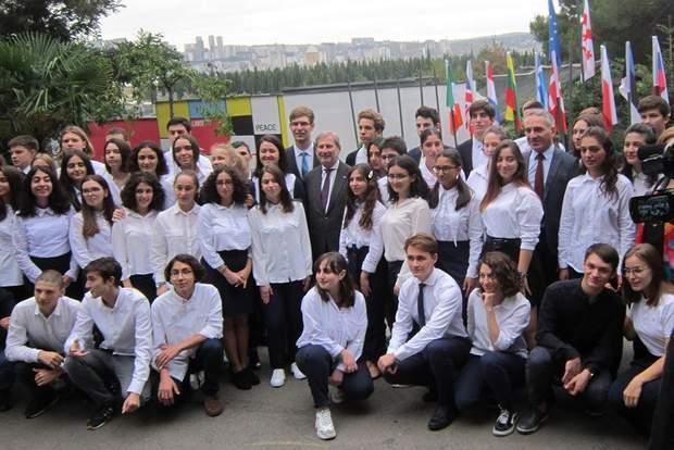Європейська школа Нова школа Грузія