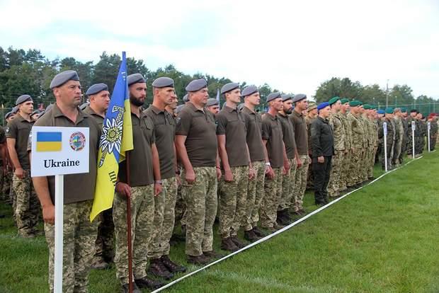 10 гірсько-штурмова бригада представлятиме Україну на навчаннях