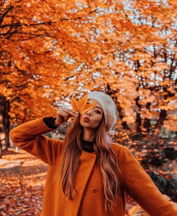 З беретом ваша осінь буде дуже стильною