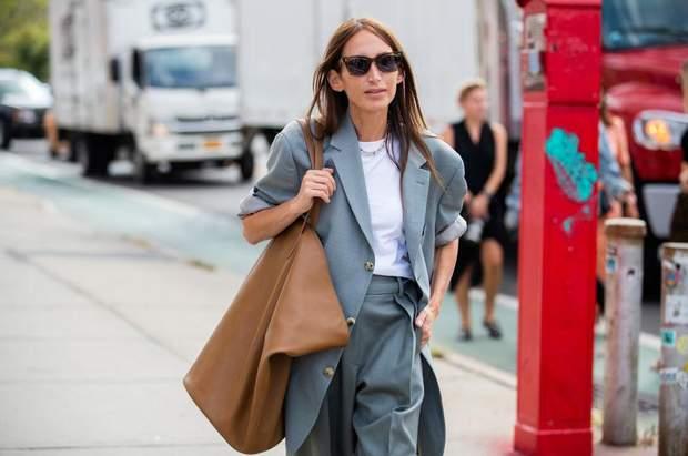 Streetstyle на Тижні моди