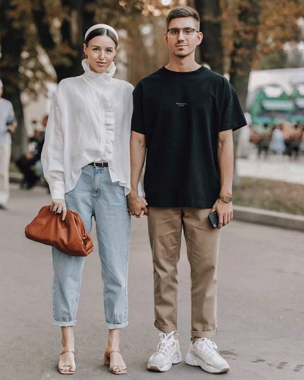 Аліна Френдій на Ukrainian fashion week