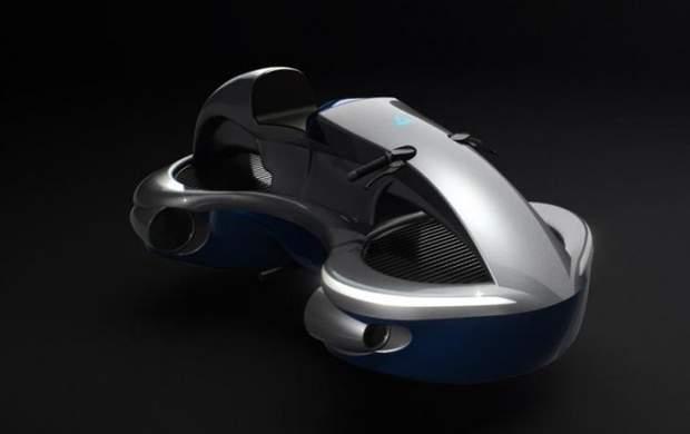 Літаючий мотоцикл Speeder