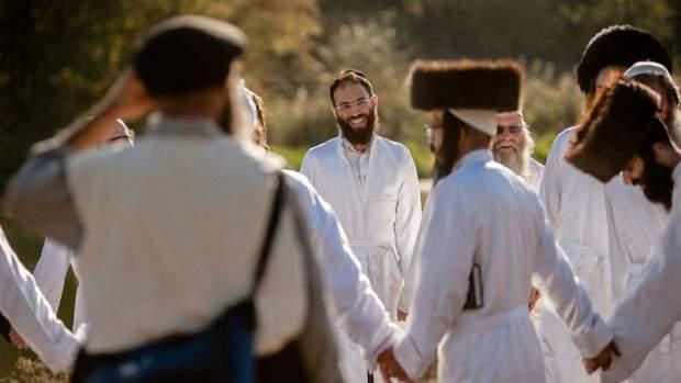 Юдеї веселяться на Новому році