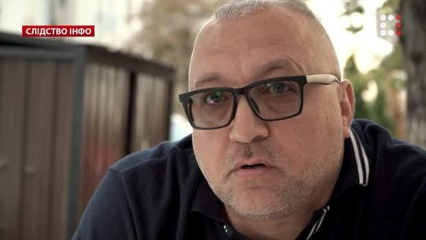 Політтехнолог Валерій Савчук