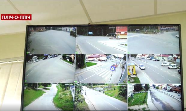 Камери у селищі Брюховичі –результат проєкту місцевого розвитку 2018 року