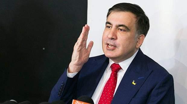 Михайл Саакашвілі