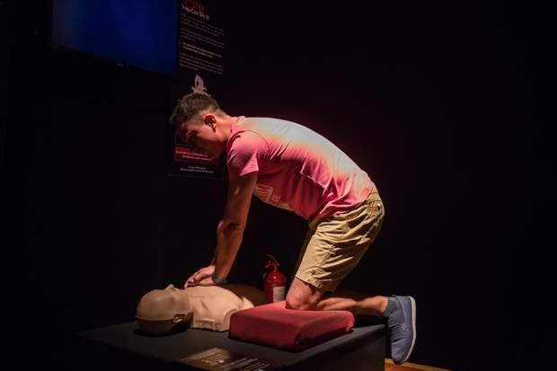 Нетипова виставка про людське тіло