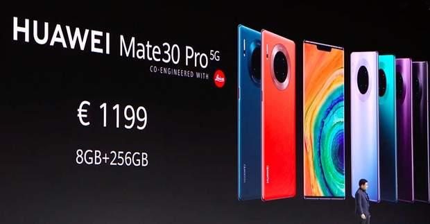 Mate 30 і Mate 30 Pro