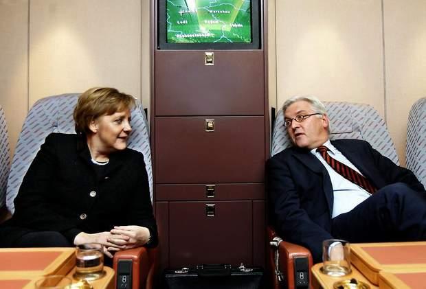 Літак Меркель