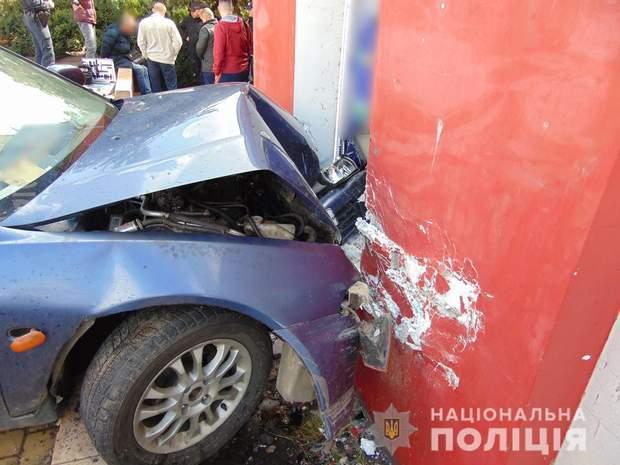 аварія ДТП Чернівці