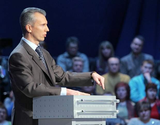 Впливати на процеси в СБУ намагається колишній очільник спецслужби Валерій Хорошковський