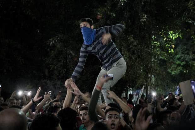 протести Каїр Єгипет
