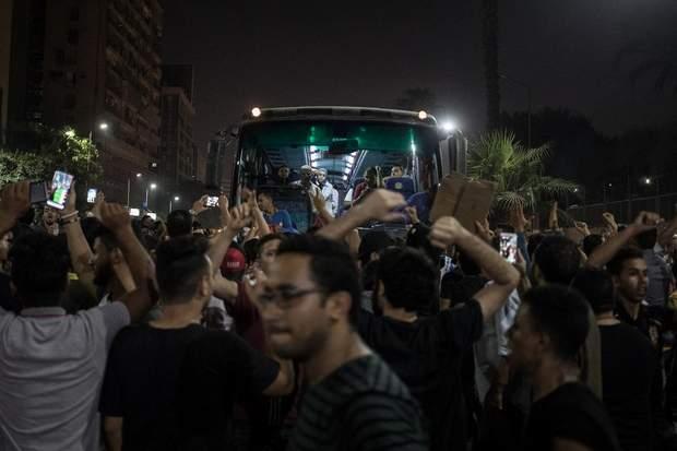 протести Єгипет