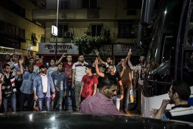 протести Каїр
