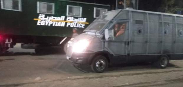 поліція Єгипет Суец
