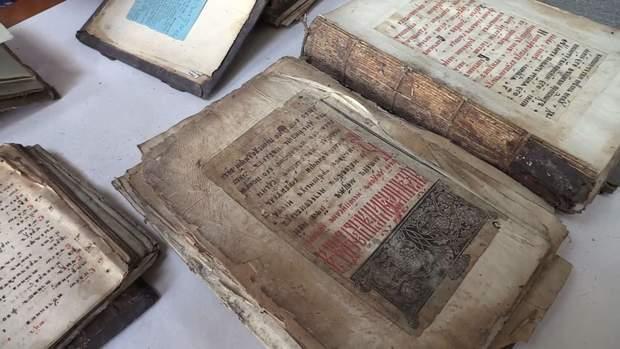 Цінні стародруки 17 століття