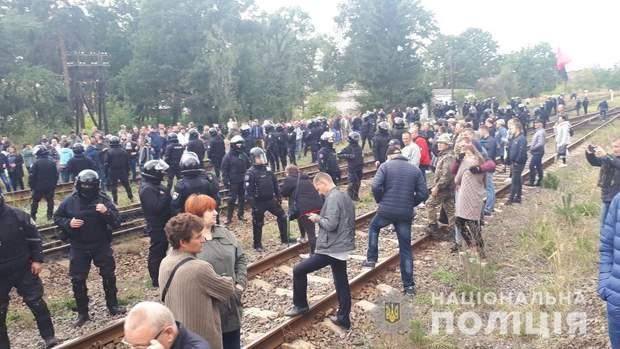 поліція львівщина вугілля