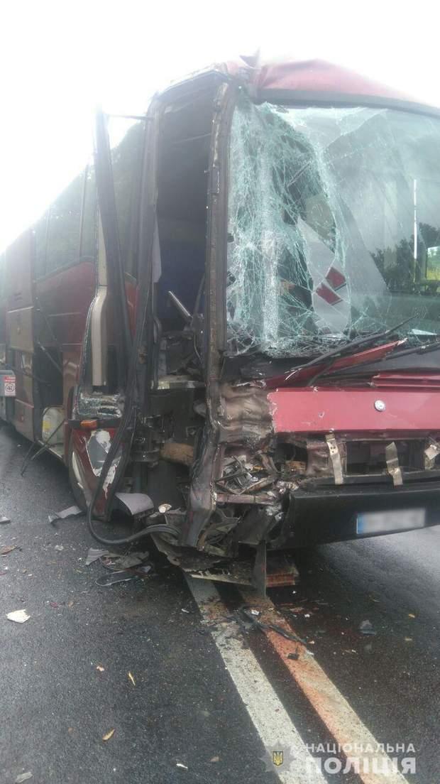 автобус ДТП Харків шосе