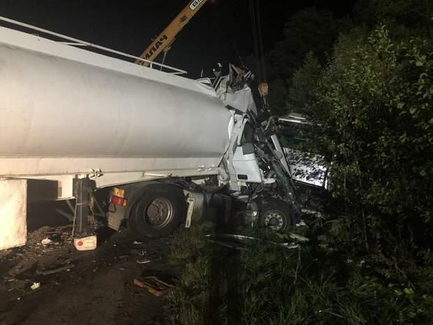 автобус ДТП Житомирщина аварія вантажівка жертви