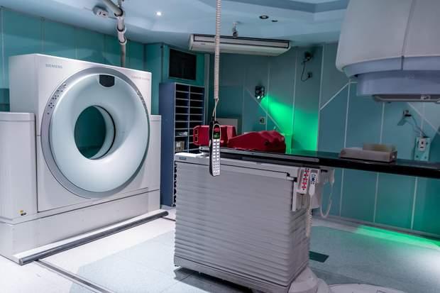 В іноземних клініках новітнє обладнання