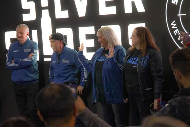 Шведська команда Silver Snipers