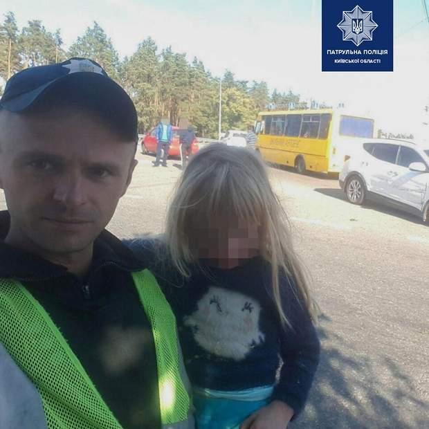 На Київщині п'яний водій спричинив ДТП