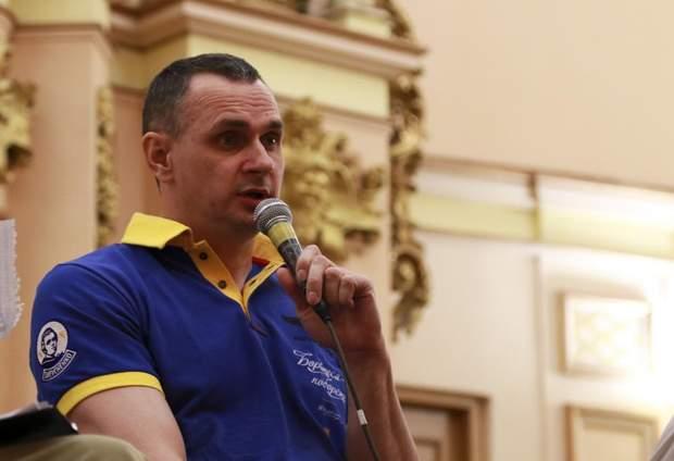 Олег Сенцов планує відновити творчу кар'єру